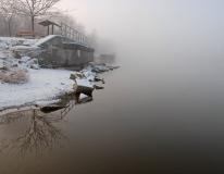Foggy-Reflections